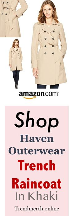 Are you looking for an elegant and timeless addition to your style for the rainy season? I introduce you to Haven Outerwear Trench Raincoat, a perfect fit for your rainy day stylish needs. http://trendmerch.online/index.php/2018/02/27/shop-haven-outerwear-trench-raincoat-in-khaki/ #trenchcoat #raincoat #haven #outerwear #style #fashion #women