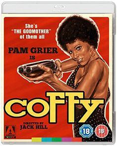 Coffy - Blu-Ray (Arrow Region B) Release Date: Available Now (Amazon U.K.)