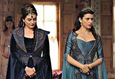 "Halime Sultan & Kösem Sultan - Magnificent Century: Kösem - ""Secrets in the Shadows (Sirlrarin Gölgesinde)"" Season 1, Episode 17"