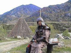 Altay Türkleri - Altai Turks - Алтайские турки - Türk Asya - Bilig Bitig, Asian Turkish, Тюрки России