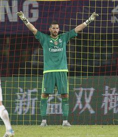 Kiko Casilla - Real Madrid