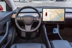 Teslas Model 3 Interior Is Now Completely Leather Free with regard to Model 3 Tesla Interior - Home Design Ideas Tesla Ceo, Tesla Owner, Tesla Interior, Leather Industry, Self Driving, Driving Force, Automobile Industry, S Models, Car Seats