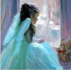 beautiful angel