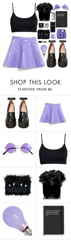 """you touched me and suddenly i was a lilac sky"" by sweaterpawhemmo ❤ liked on Polyvore featuring Jeffrey Campbell, Filippa K Soft Sport, Joanna Pybus, Hervé Gambs, Jac Vanek, M.A.C, Kate Spade and Alexander McQueen"
