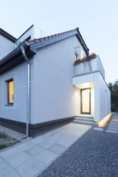 Rekonstrukce rodinného domu v Brně