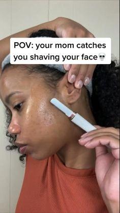 #HairRemovalMethods Permanent Facial Hair Removal, Leg Hair Removal, Brown Spots On Skin, Skin Spots, Good Skin Tips, Skin Care Tips, Organic Skin Care, Natural Skin Care, Natural Makeup