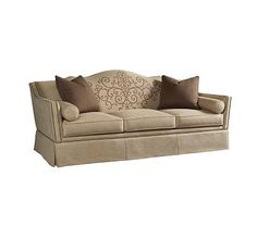 Celestial Sofa from the Henredon Upholstery collection by Henredon Furniture