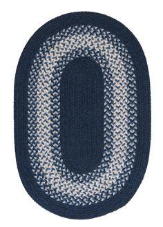 Serafin Navy Area Rug