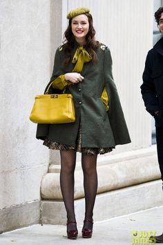 Snag Her Style // Leighton Meester as Blair Waldorf