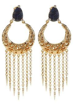 Isharya Isharya, Mine Mine, Crochet Earrings, Jewellery, Jewels, Drop Earrings, Jewerly, Schmuck, Drop Earring