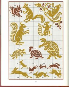 Mouseloft stitchlets CROSS STITCH KIT ~ IN THE WOODS ~ Vecchio Ollie GUFO ~ NUOVO