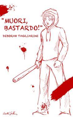 MUORI, BASTARDO! Il capitolo inedito di Deborah Tagliarini: http://www.ilmondodilulz.net/anteprima/MuoriBastardo.pdf