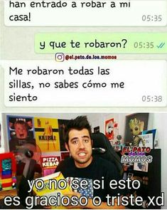Ideas funny memes lol plays for 2019 Funny Spanish Memes, Spanish Humor, Stupid Funny Memes, New Memes, Dankest Memes, Super Funny, Really Funny, Lol Play, Funny Images