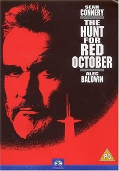 The Hunt for Red October (1990) - Sean Connery, Alec Baldwin, Scott Glenn, James Earl Jones, Sam Neill, Fred Thompson