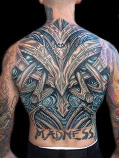 Artist Feature: Roman Abrego - Tattoo Artists