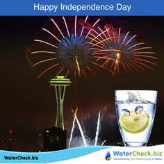 Happy Independence Day! www.watercheck.biz