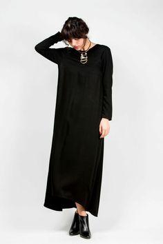Truce Dress by Shaina Mote | #kickpleat #shainamote #newarrivals #blackdress
