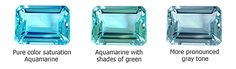 Gemstone Colors I Love