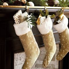Looking for the Essential Christmas Stocking Holder to help Deck Your Halls this season? Shop Ballard Designs for fun new Christmas and Holiday items. Get the Essential Christmas Stocking Holder here and show off your festive style! Stocking Stand, Silver Christmas Decorations, Gold Christmas Stockings, Christmas Stocking Holders, Floral Bedding, Christmas Holidays, Christmas Trends, Winter Holiday, Christmas Projects