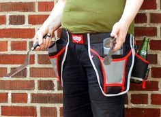"""Barbecue Belt - ultimate """"Man"""" gift"""