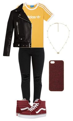 """Untitled #63"" by lillayna on Polyvore featuring adidas, Vans, Acne Studios, Gucci and Scotch & Soda"
