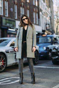Chic Staples - You'll Love These Cold Weather Outfit Ideas From London Fashion Week - Photos