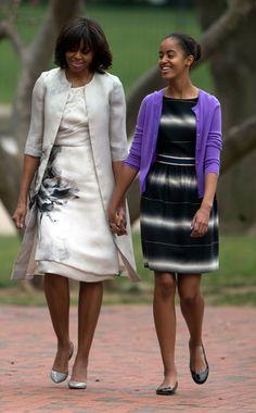 10 Best Dressed: Week of April 8, 2013 – Photos – Vogue Obama