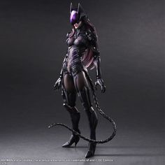 DC COMICS VARIANT PLAY ARTS -KAI- Designed by TETSUYA NOMURA CATWOMAN | Square Enix Online Store
