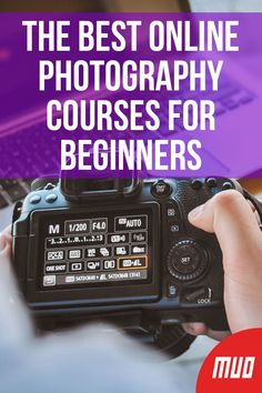 The Best Online Photography Courses for Beginners
