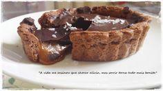 Me, you & pets too: Tarte de chocolate e flor de sal