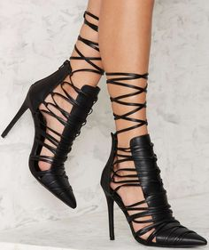 21 Hot & Nasty Spring Boots and Heels for Women
