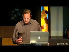 Brad Christerson: Researching for Shalom - CCT Conference