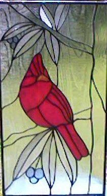 ○ Cardinal Stained Glass
