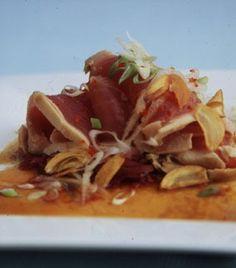 Tuna tataki recipe - Woman And Home