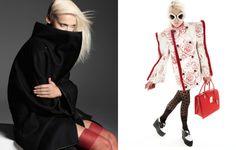 Viktoriya Sasonkina Wears Bold Style for Elle Mexico by Manolo Campion