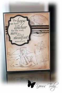 The Open Sea by YoursTruly - Cards and Paper Crafts at Splitcoaststampers