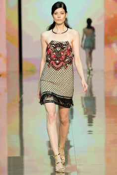 Just Cavalli Spring 2015 Ready-to-Wear - Collection - Gallery - Look 36 - Style.com
