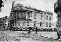 Avenida Fontes Pereira de Melo (1914)