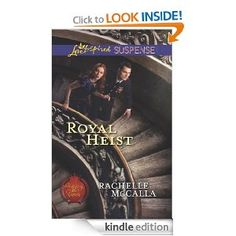 Royal Heist (Protecting the Crown) by Rachelle McCalla Read Books, My Books, The Crown, Crime, Religion, Faith, Amazon, Reading, Movie Posters