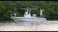 The Boston Whaler 210 Dauntless is well-equipped to suit your #boating, #fishing and #watersports needs. Take a look in this video!