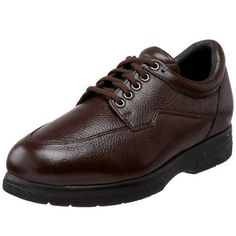 Drew Shoe Men's Walker Ii Therapeutic Oxford,brown,11.5 N Us