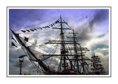 Tall Ships.  Photography Anne Costello