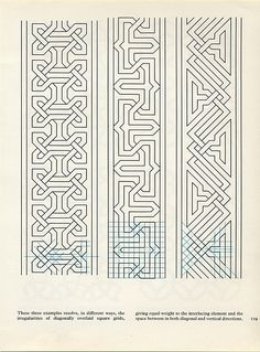 Pattern in Islamic Art Islamic Art Pattern, Arabic Pattern, Pattern Art, Pattern Design, Celtic Patterns, Celtic Designs, Geometric Drawing, Geometric Shapes, Islamic Calligraphy