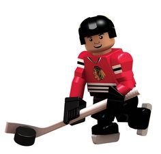 #65 Andrew Shaw Chicago Blackhawks Center Drop the puck! Create or recreate memorable Chicago Blackhawks moments with the Andrew Shaw OYO Sports minifigure. OYOs make great gifts for any sports fan yo