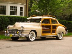 1948 Chrysler Town & Country Sedan....Re-pin brought to you by agents of #Carinsurance at #HouseofInsurance in Eugene, Oregon.