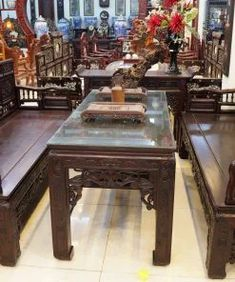 Trường Kỷ Gỗ Tại Nơi Sản Xuất | Trường Kỷ Table, Furniture, Home Decor, Decoration Home, Room Decor, Tables, Home Furnishings, Home Interior Design, Desk
