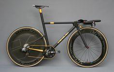 Tony's TT bike   English Cycles