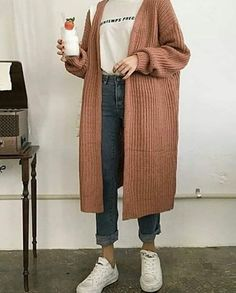 49 Ideas Fashion Hijab Casual Cardigans Shoes - - 49 Ideas Fashion Hijab Casual Cardigans Shoes Source by Casual Hijab Outfit, Hijab Fashion Casual, Muslim Fashion, Korean Fashion, Casual Outfits, Fashion Outfits, Fall Fashion, Fashion Ideas, Modest Fashion