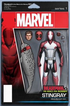 Your New Look at DEADPOOL AND THE MERCS FOR MONEY #1 - Comics - MarvelousNews.com