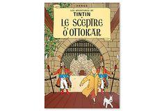 Tintin: Le Sceptre dOttokar on OneKingsLane.com